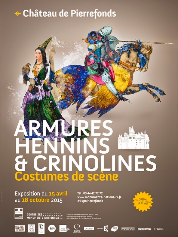 Affiche Bal 19e, Empire... bal animation à Pierrefonds à Pierrefonds