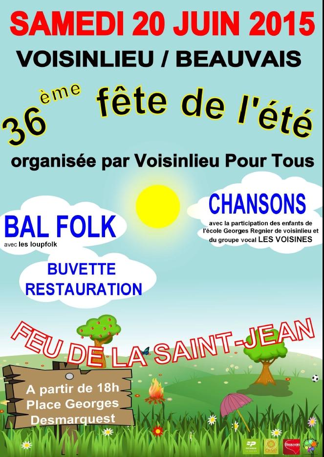 Affiche Bal folk  à Beauvais