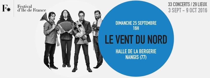 Affiche Bal folk le bal québécois à Nangis
