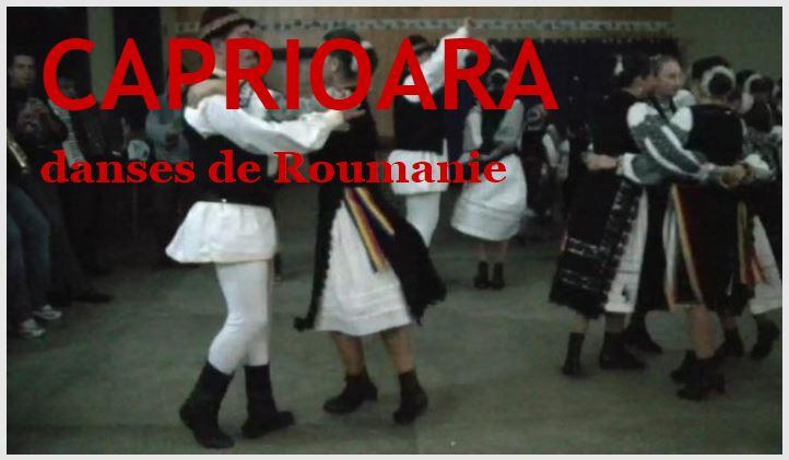 Affiche Atelier danse roumaine à Paris
