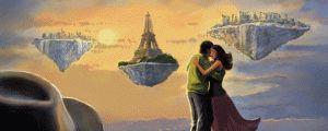 Affiche Atelier annuel connexion posture en danse de couple folk tous les lundis à Paris à Paris