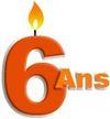 Affiche Anniversaire 6 ans d'Infolk60 : des CD à gagner à